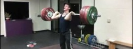 Hysen Pulaku Snatch 155 kg and C&J 197 kg