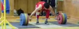 Vartan Kukasyan 180 kg Snatch @ 94kg