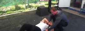 Shoulder Internal Rotation MWOD Series