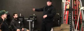 Stand on Band Deadlift