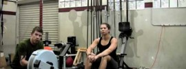 How to row efficiently with a Concept 2 Rower