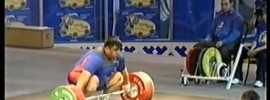 2002 Russian Grand Prix Weightlifting