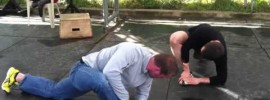 Pre Workout Spider Man Hip Stretch Mobility WOD