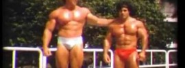 Arnold and Franco Partner Workout