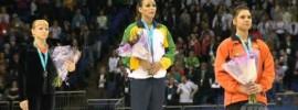 2012 London Test Event Gymnastics Finals