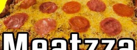 Meatza – Epic Meal Time Style