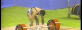 Naim Suleymanoglu Seoul 1988 Olympics
