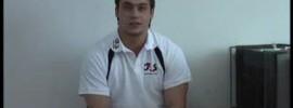 Ilya Ilin Pre 2008 Olympics Interview