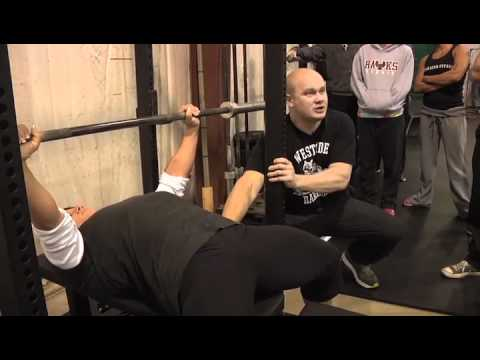 Proper powerlifting bench press technique all things gym