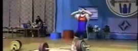 Dmitry Klokov Snatch 202.5 kg C&J 240 kg in 2005
