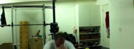 Homemade Compression Bands Mobility WOD