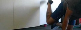 Couch Stretch Mobility WOD