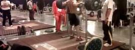 Lu Xiaojun 2011 Worlds Training Hall