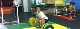 Double Bodyweight Clean and Jerk