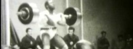 Split Clean and Jerk Sequence Poster
