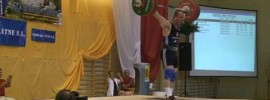 Marcin Dolega 201kg Snatch 235kg Clean & Jerk