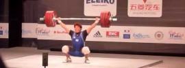 'London Prepares' Weightlifting Invitational