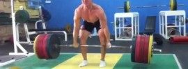 250 kg Deadlift @ 75 kg Bodyweight