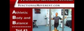 Fitcast – The Functional Movement Screen