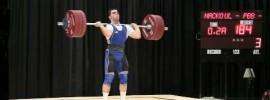2012 USA Weightlifting Nationals Men's 85kg