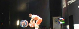 2011 WWC 105 kg and +105kg Side View