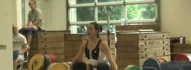 Natalie Burgener Training Day