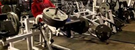 Dave Tate's Leg Workout