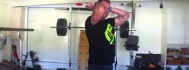 CrossFit Games Open Workout 12.3 Preparation