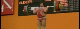Vasily Alekseyev 255kg Clean and Jerk, 1976 in Montreal