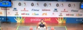 2011 Pan American Games Weightlifting Men's 94kg