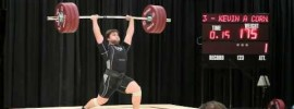 2012 USA Weightlifting Nationals 94kg Highlights