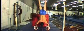 Jordan Jovtchev Gymnastics Ring Training Exercises