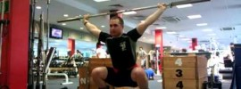 Cathal Byrd Weightlifting Warm Up Routine