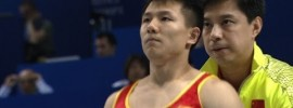Chen Yibing Rings Qualification Tokyo Worlds