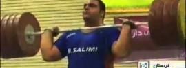 Big Lifts – Behdad Salimi 217kg Snatch 256kg C&J
