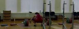 Andrei Aramnau 205kg Snatch