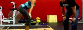 Beginner Snatch Drill Sequence