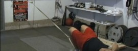 Hamstring Training with Sliders and Rubber Band