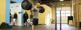 Chris Spealler Snatch Balance