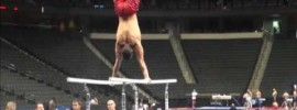 2011 Visa Championships Podium Training