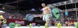 2011 CrossFit Games – Men's Rope/Clean