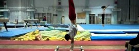 Handstand Planche Press to Handstand – Strong Chinese Gymnast