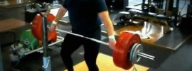 Snatch High Pulls with Bands