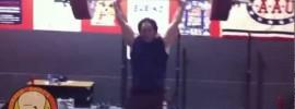 Jared Enderton 190kg Clean & Jerk