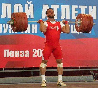 How tall is Dmitry Klokov? - All Things Gym
