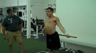 Glenn Pendlay Jon North Shoulder Flexibility Dislocates Narrow End