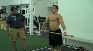Glenn Pendlay Shoulder Flexibility Dislocates Narrow Start Jon North
