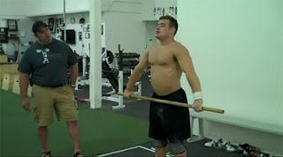 Glenn Pendlay Shoulder Flexibility Dislocates Narrow Start Jon North
