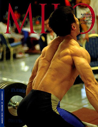 Lu Xiaojun S Back Milo 19 4 Cover All Things Gym