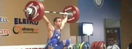 2012 European Weightlifting Championships Men's 69kg